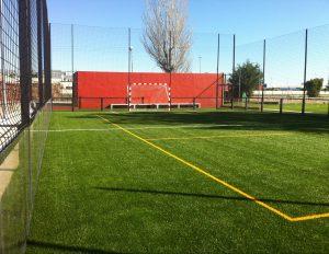 Futbo4x4Speedgoal carretera de algete San Sebastian de los Reyes Ciudad Deportiva Jarama - campo