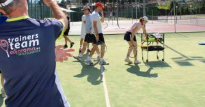 Clinic tenis 2
