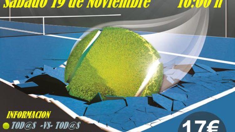 III Torneo Fast Pádel – 19 de noviembre