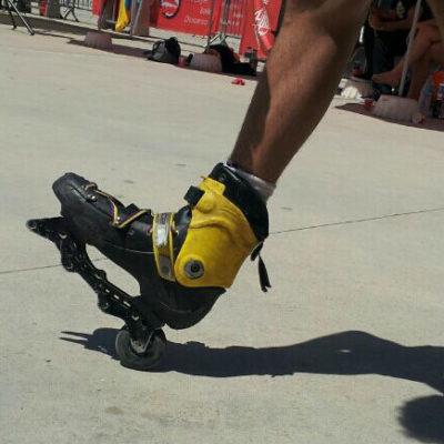 Clases de patinaje en línea y artístico en Madrid