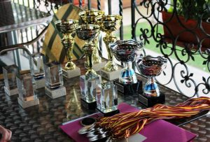 Trofeos ranking