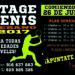 Stage y curso intensivo de tenis
