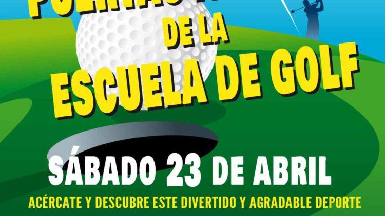 Masterclass de golf – 23 de abril