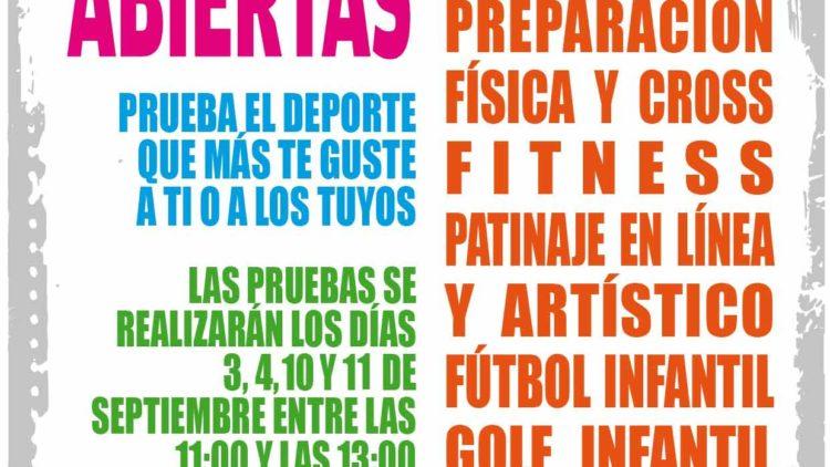 ¡Empieza el curso deportivo 2016/17 en Ciudad Deportiva Jarama!