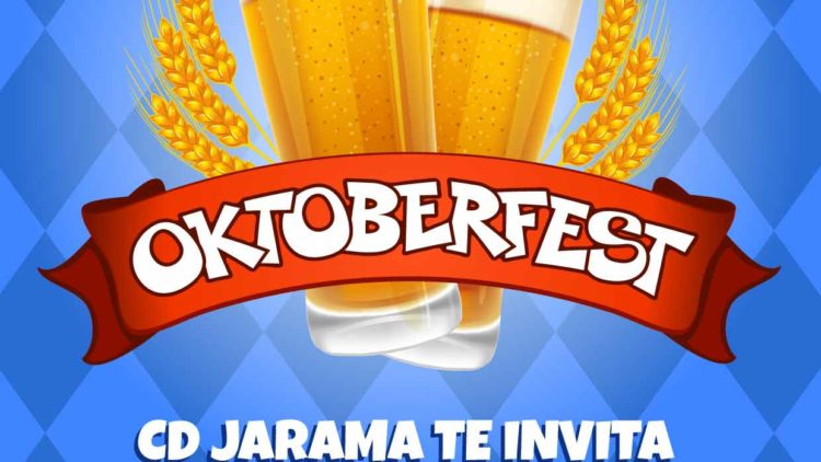 Oktoberfest en Ciudad Deportiva Jarama