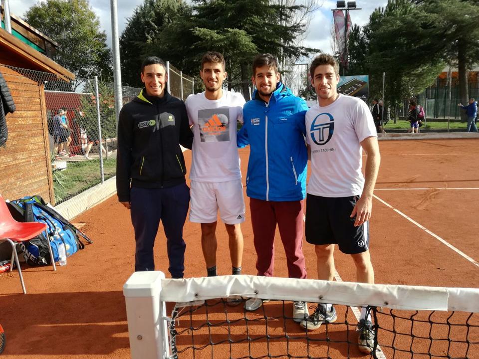 pista tenis de tierra batida Enrique Lopez