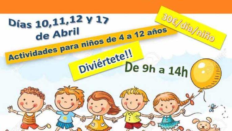 Campamento de Semana Santa en Ciudad Deportiva Jarama