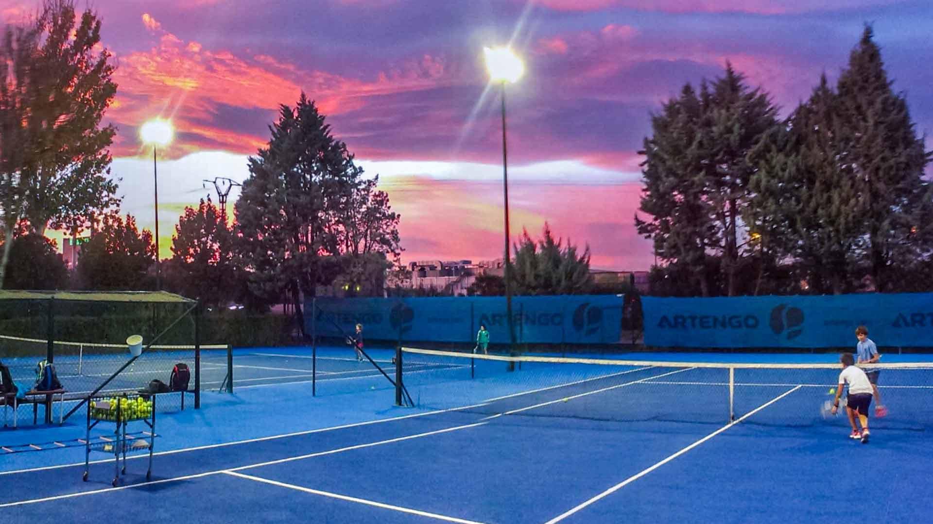 Escuela tenis madrid