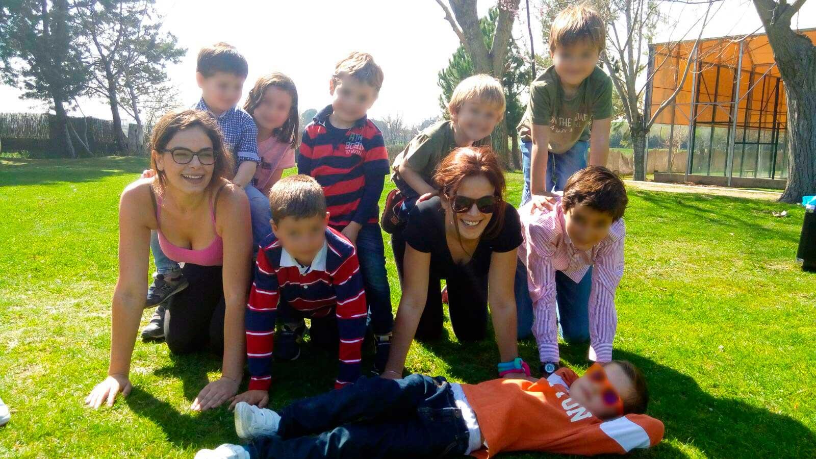 Fiestas infantiles con gymkana