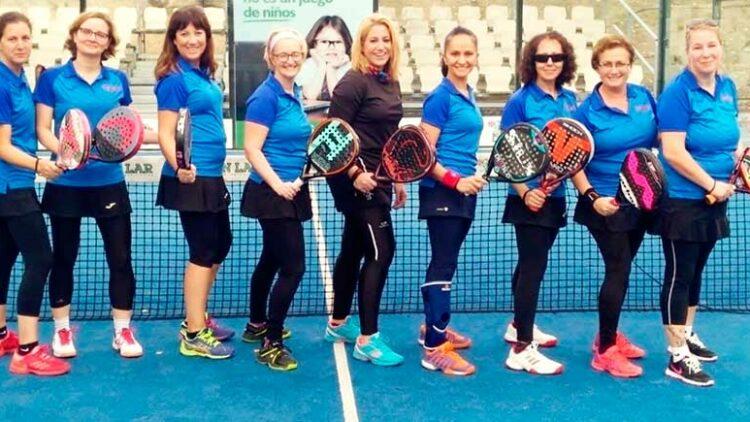 ¡Nuestras chicas finalistas en la liga SNP!